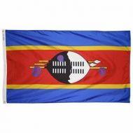 5' X 8' Nylon Swaziland Flag