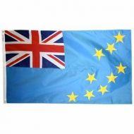 5' X 8' Nylon Tuvalu Flag