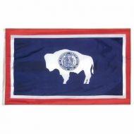 6' X 10' Nylon Wyoming State Flag