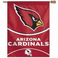 Arizona Cardinals Vertical Flag