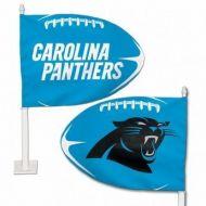 Carolina Panthers Car Flag