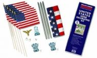 Complete United States Home Decorating Kit