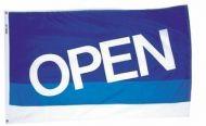 Contemporary Premium Nylon Open Flag