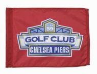 Custom Golf Flag with Rotating Tube