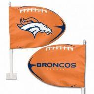 Denver Broncos Car Flag