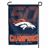 Denver Broncos Superbowl Champions Garden Banner