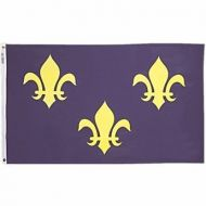 Fleur-De-Lis Flag
