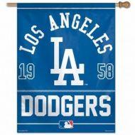 Full Color Los Angeles Dodgers Banner