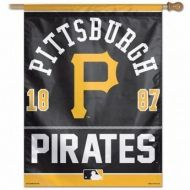 Pittsburgh Pirates Vertical Flag
