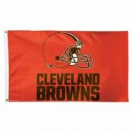Premium 3' X 5' Cleveland Browns Flag