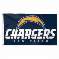 Premium 3' X 5' San Diego Chargers Flag