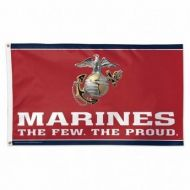 Premium US Marines Emblem Flag