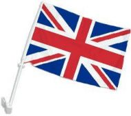 United Kingdom Car Flag