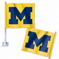 University of Michigan Car Flag