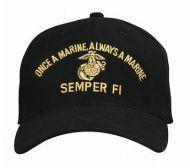 USMC Semper Fi Low Profile Cap