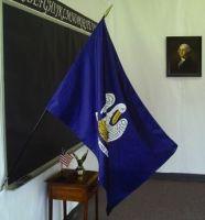 2' X 3' Louisiana Classroom Flag
