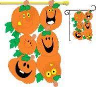 Pumpkins Garden Banners