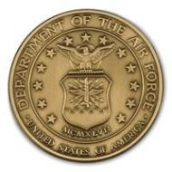 Air Force Service Medallion