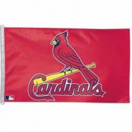 3' X 5' St. Louis Cardinals Flag