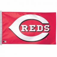 3' X 5' Cincinnati Reds Flag