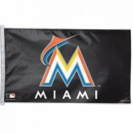 3' X 5' Miami Marlins Flag