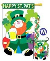 Happy St. Patricks Day Flag/Banner