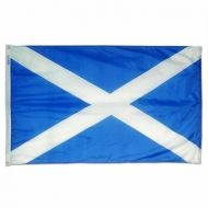 5' X 8' Nylon Scotland Flag