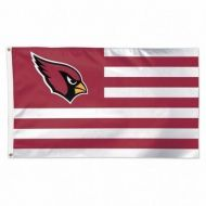 Arizona Cardinals Americana Flag