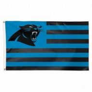Carolina Panthers Americana Flag