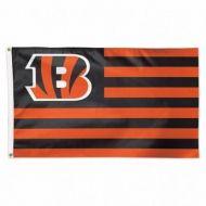 Cincinnati Bengals Americana Flag