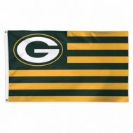 Green Bay Packers Americana Flag