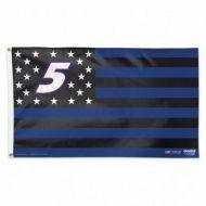 Kasey Kahne Stars & Stripes Flag
