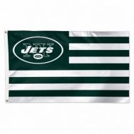 New York Jets Americana Flag