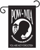 POW/MIA Garden Banner
