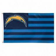 San Diego Chargers Americana Flag