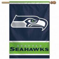 Seattle Seahawks Vertical Flag
