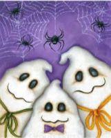 Three Ghosts Banner