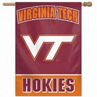 Virginia Tech Vertical Flag