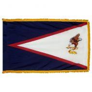 3' X 5' Nylon Indoor/Parade American Samoa Flag