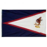 4' X 6' Nylon American Samoa Flag