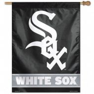 White Sox Vertical Banner Flag