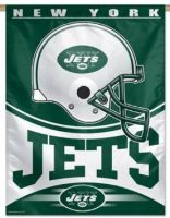 New York Jets Vertical Banner