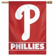 Philadelphia Phillies Vertical Flag