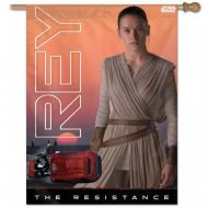Star Wars / New Trilogy Rey Vertical Flag