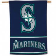 Seattle Mariners Vertical Flag