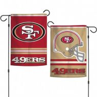 San Francisco 49ers 2-Sided Garden Banner