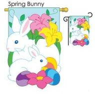 Spring Bunny Banners