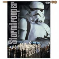 Star Wars / Original Trilogy Storm Troopers Vertical Flag