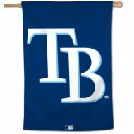 Tampa Bay Rays Vertical Flag