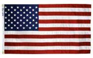 2 1/2' X 4' Tough-Tex Heavy Duty American Flag